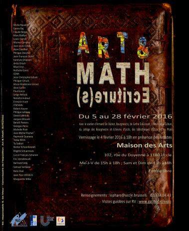 affiche expo 2016 light internet